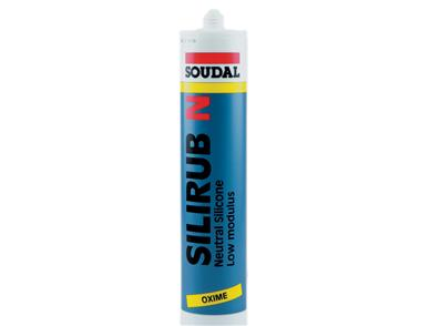 Soudal Neutral Cure Silicone